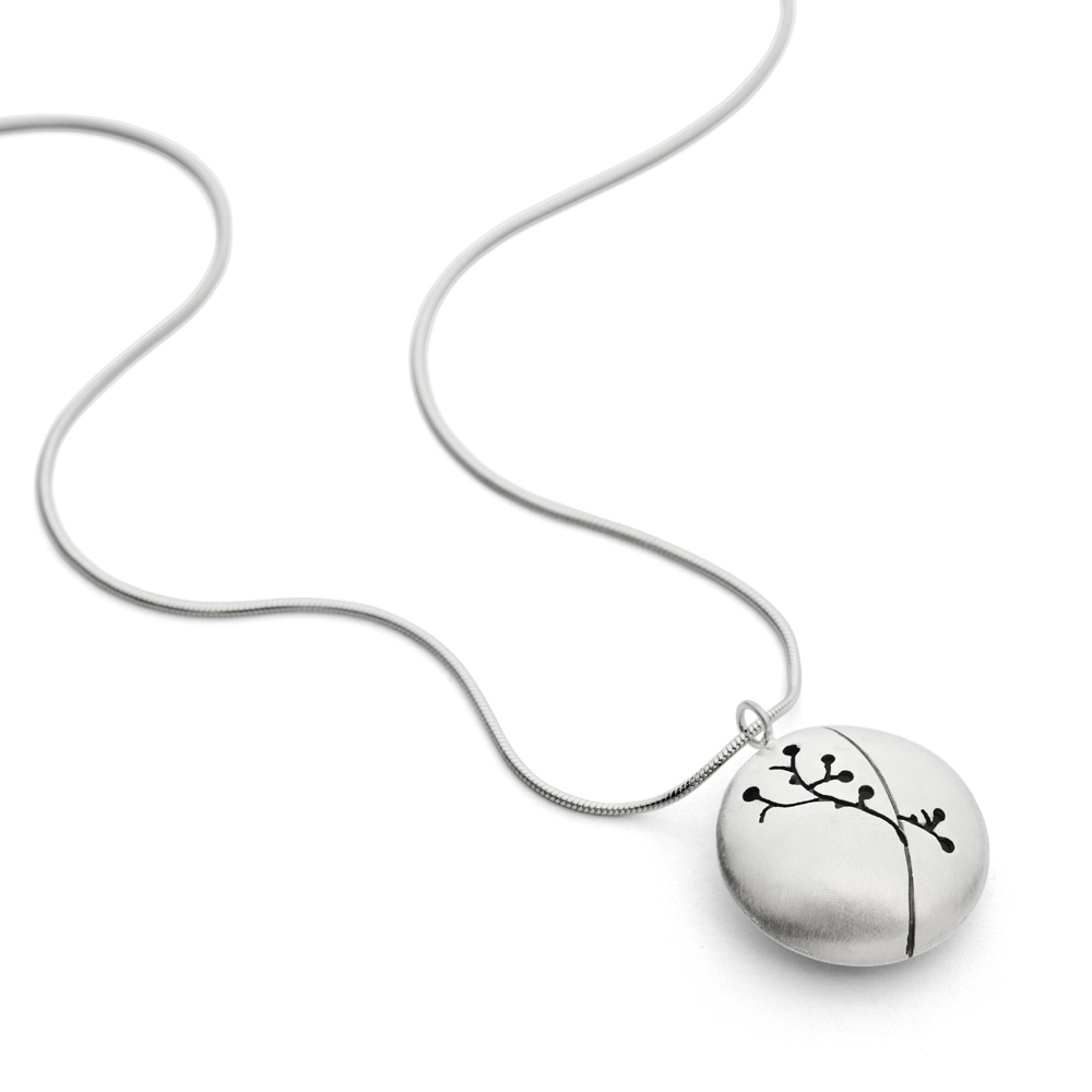 Isis silver pendant contemporary necklaces pendants by isis pendant aloadofball Image collections