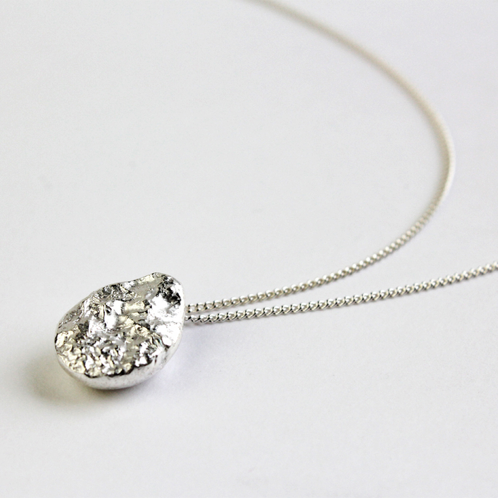 Single pendant on long chain contemporary necklaces pendants by single pendant on long chain aloadofball Choice Image