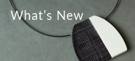 What's new - Sarah Packington necklace