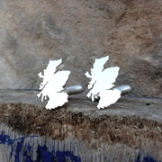 Scotland Outline Cufflinks