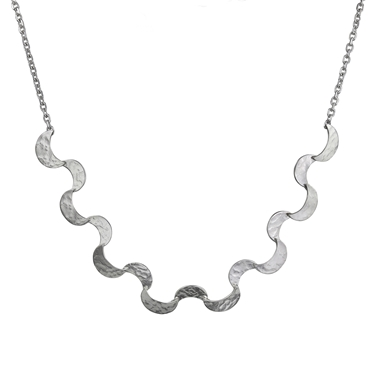 Selene Ripple Necklace
