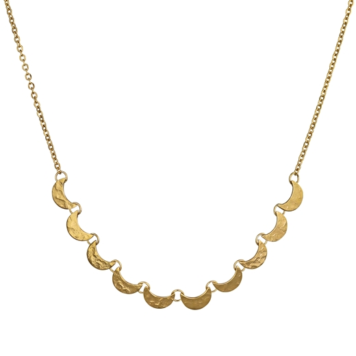 scalloped necklace 1