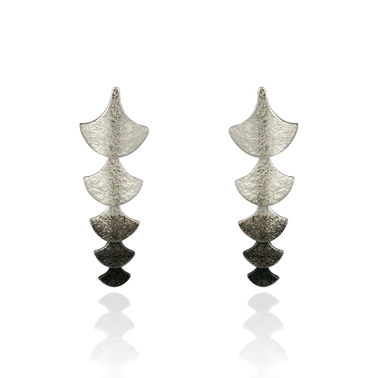 Siren Scale Drop Earring