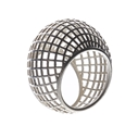 Silver Gego Ring