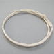 String bangle with single knot