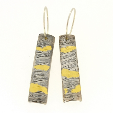 razor shell earrings small 1
