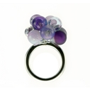 Purple Bubble Ring