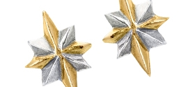 Sophie Harley - North Star Earrings