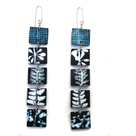 5 x sq earrings sampler
