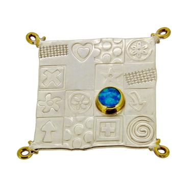 square brooch 1