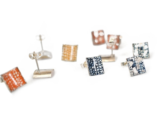 Square Curved Studs