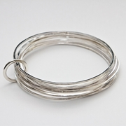 Ten band bangle