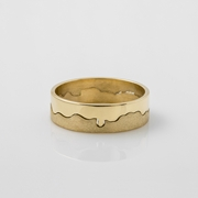 18ct Gold Thames Ring