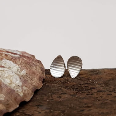 Tiny pyrus earrings