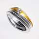 3mm Shell Wedding band