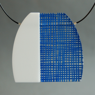 blue weave necklace 01