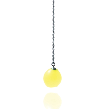 Yellow pendant
